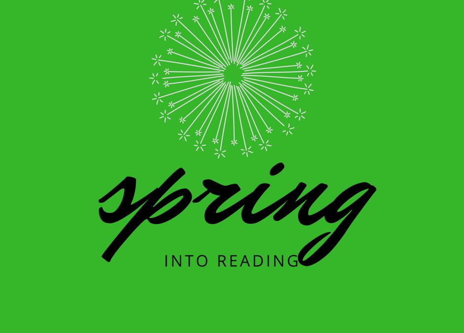 Spring Break Reading Opportunities