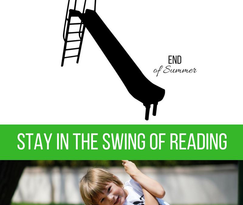 How to Prevent the Summer Slide….Read, Read, Read!