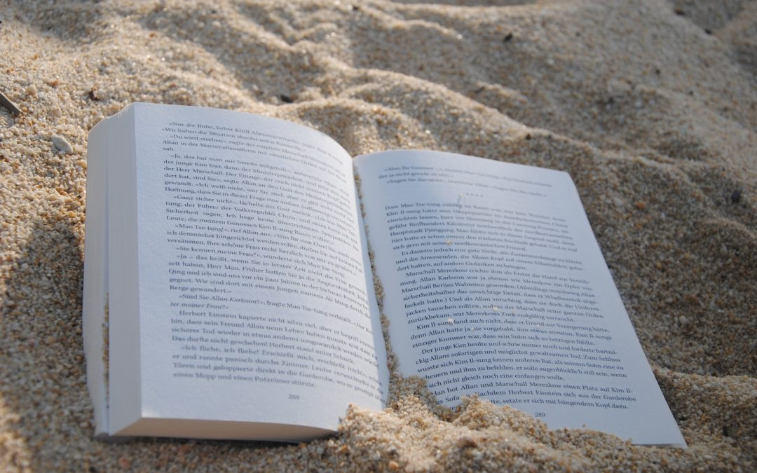 Why You Should Keep Reading Over the Summer