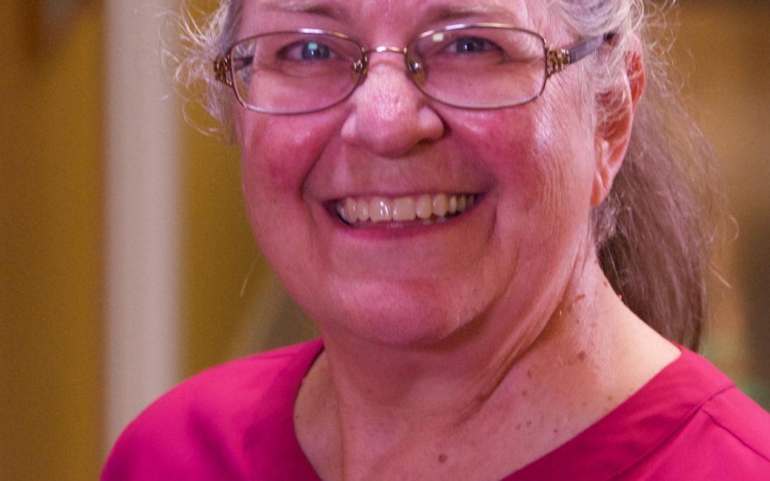 Staff Spotlight: Judy