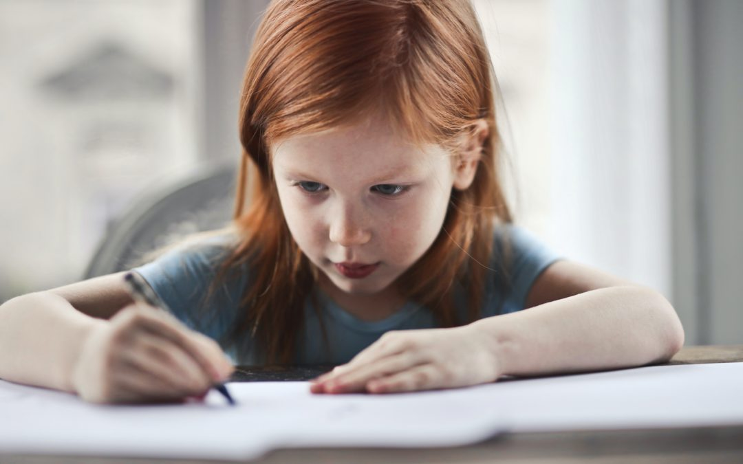 How to Help Your Child Spot Spelling Errors